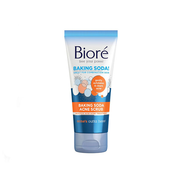 Biore-Baking-Soda-Acne-scrub