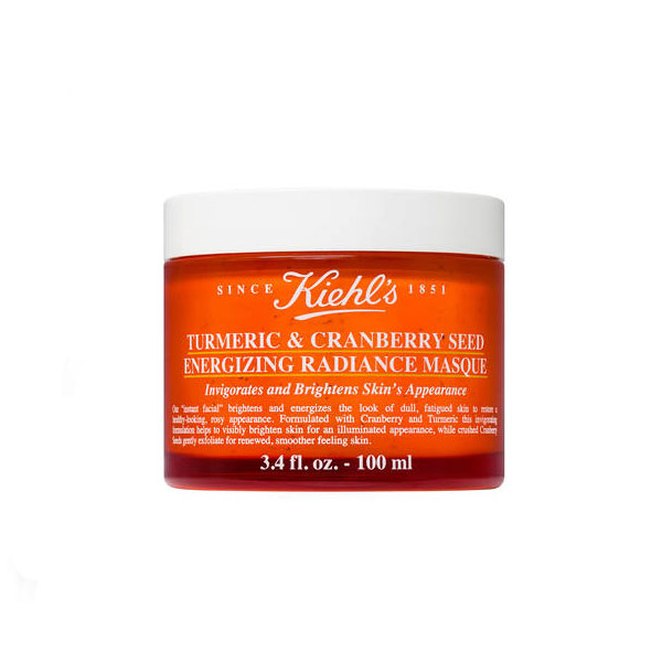 Kiehls-Tumeric&-Cranberry-Seed-Energizing-Radiance-Mask(100ml)
