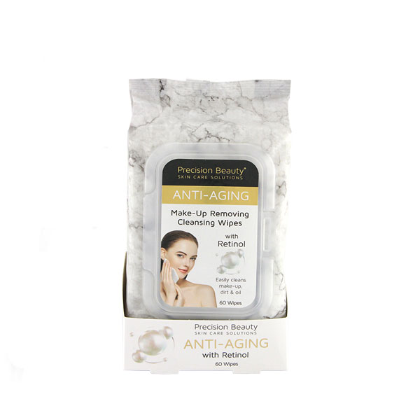 Precision-Beauty-Anti-Aging-Makeup-removing-cleansing-wipe